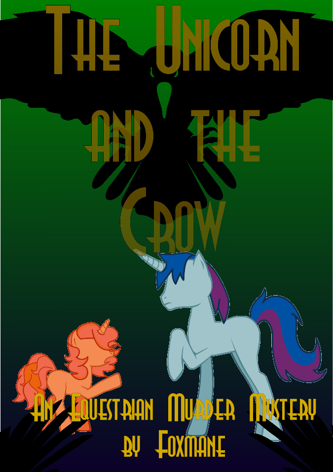 the unicorn and the crow